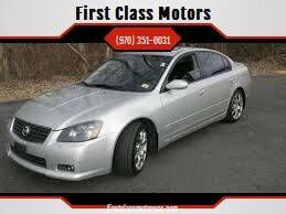 2005 Nissan Altima for sale at First Class Motors in Greeley CO