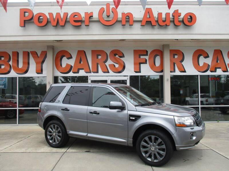 2013 Land Rover LR2 for sale at Power On Auto LLC in Monroe NC