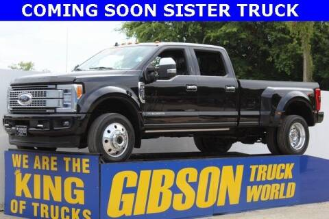 2019 Ford F-450 Super Duty for sale at Gibson Truck World in Sanford FL