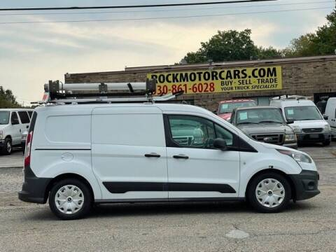 2014 Ford Transit Connect Cargo for sale at ROCK MOTORCARS LLC in Boston Heights OH