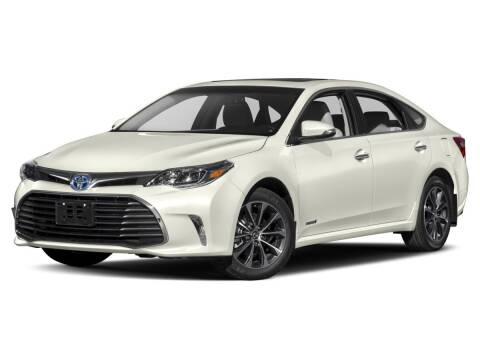 2016 Toyota Avalon Hybrid for sale at Sam Leman Toyota Bloomington in Bloomington IL