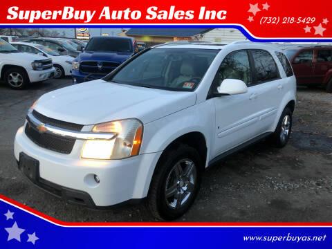 2007 Chevrolet Equinox for sale at SuperBuy Auto Sales Inc in Avenel NJ