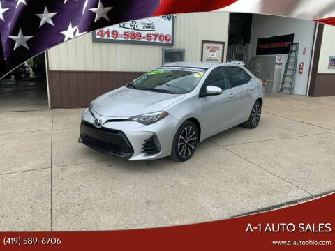 2019 Toyota Corolla for sale at A-1 AUTO SALES in Mansfield OH