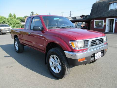 1997 Toyota Tacoma for sale at Tonys Toys and Trucks in Santa Rosa CA