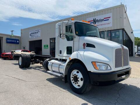 2016 Kenworth T270 for sale at N Motion Sales LLC in Odessa MO