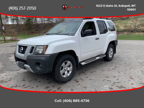 2010 Nissan Xterra for sale at Auto Solutions in Kalispell MT