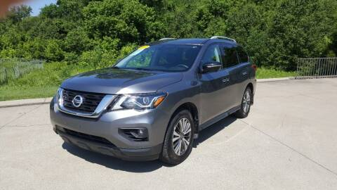 2017 Nissan Pathfinder for sale at A & A IMPORTS OF TN in Madison TN