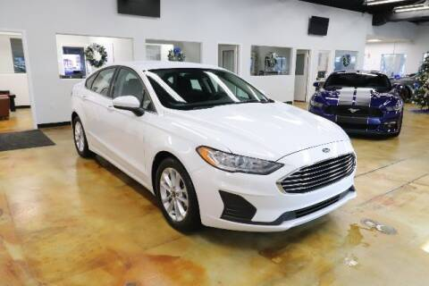 2019 Ford Fusion for sale at RPT SALES & LEASING in Orlando FL