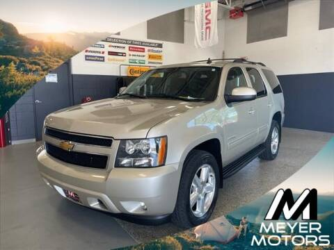 2013 Chevrolet Tahoe for sale at Meyer Motors in Plymouth WI