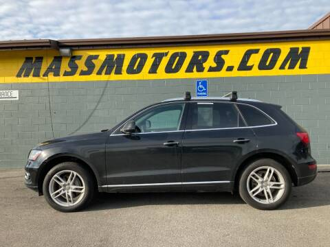 2016 Audi Q5 for sale at M.A.S.S. Motors - Fairview in Boise ID