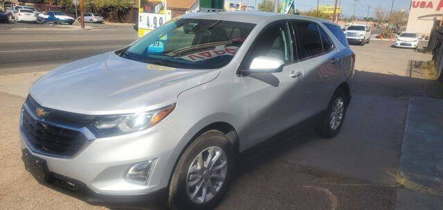 2020 Chevrolet Equinox for sale at Hotline 4 Auto in Tucson AZ