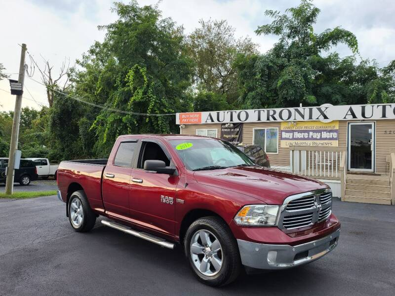 2017 RAM Ram Pickup 1500 for sale at Auto Tronix in Lexington KY