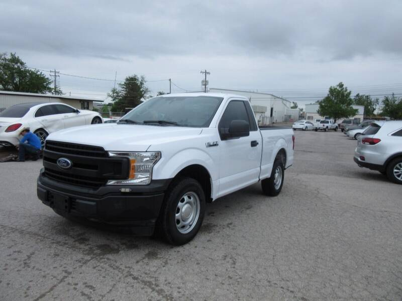 2019 Ford F-150 for sale at Grays Used Cars in Oklahoma City OK