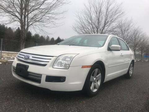 2009 Ford Fusion for sale at GOOD USED CARS INC in Ravenna OH