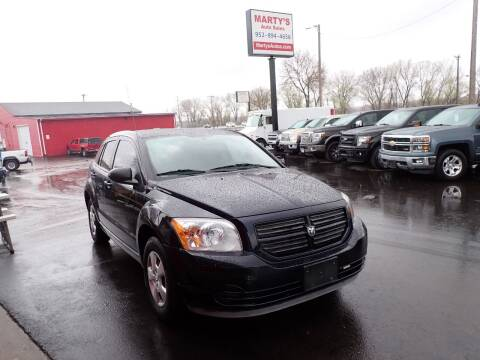 2011 Dodge Caliber for sale at Marty's Auto Sales in Savage MN
