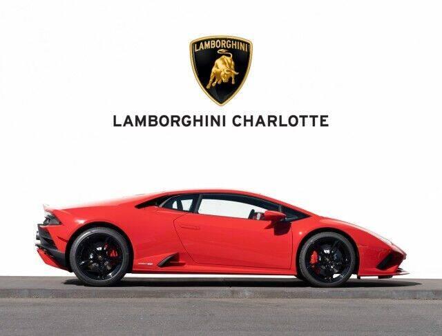 2021 Lamborghini Huracan for sale in Charlotte, NC