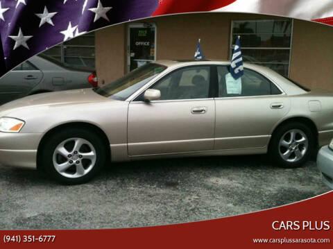 2002 Mazda Millenia for sale at Cars Plus in Sarasota FL