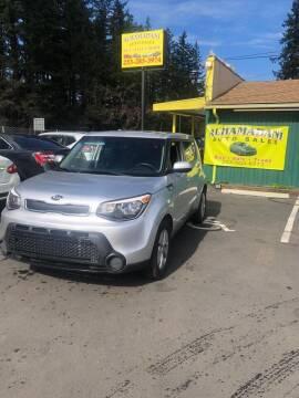 2014 Kia Soul for sale at ALHAMADANI AUTO SALES in Spanaway WA