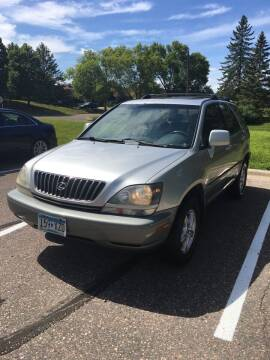 1999 Lexus RX 300 for sale at Specialty Auto Wholesalers Inc in Eden Prairie MN