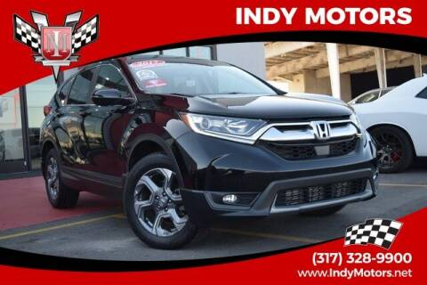2017 Honda CR-V for sale at Indy Motors Inc in Indianapolis IN