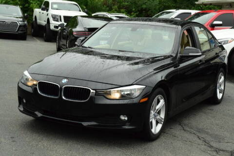 2014 BMW 3 Series for sale at Automall Collection in Peabody MA