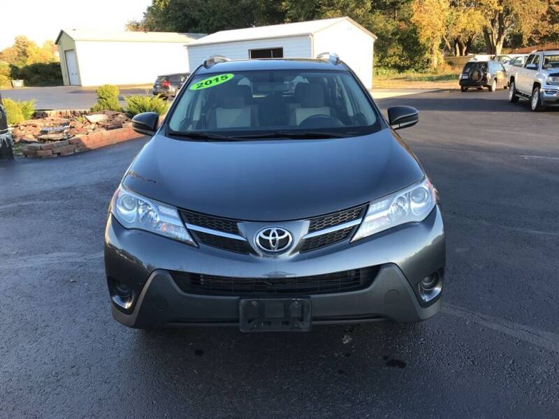 2015 Toyota RAV4 for sale at EXPO AUTO GROUP in Perry OH