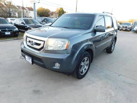 2011 Honda Pilot for sale at AMD AUTO in San Antonio TX
