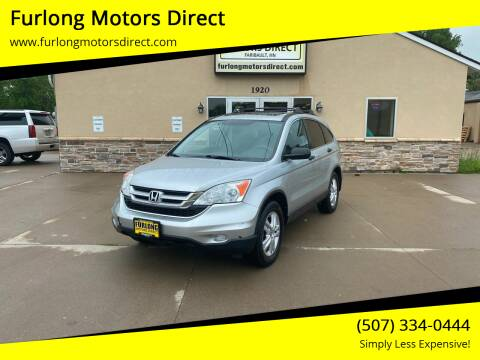 2010 Honda CR-V for sale at Furlong Motors Direct in Faribault MN