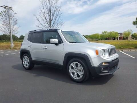 2016 Jeep Renegade for sale at Southern Auto Solutions - Lou Sobh Kia in Marietta GA