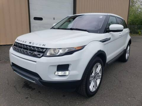 2013 Land Rover Range Rover Evoque for sale at Massirio Enterprises in Middletown CT