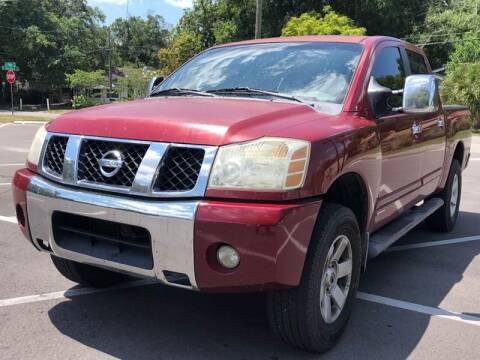 2006 Nissan Titan for sale at Consumer Auto Credit in Tampa FL
