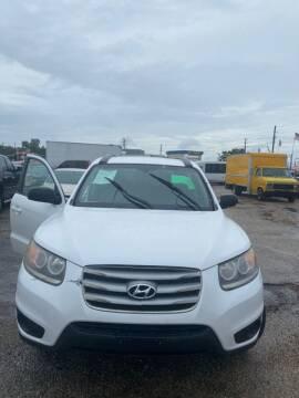 2012 Hyundai Santa Fe for sale at BSA Used Cars in Pasadena TX