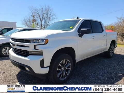 2019 Chevrolet Silverado 1500 for sale at Suburban Chevrolet in Claremore OK
