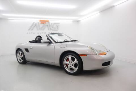 1998 Porsche Boxster for sale at Alta Auto Group LLC in Concord NC