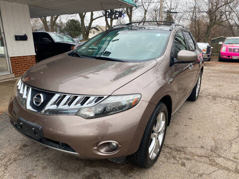 2009 Nissan Murano for sale at New Wheels in Glendale Heights IL