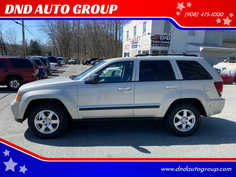 2009 Jeep Grand Cherokee for sale at DND AUTO GROUP in Belvidere NJ