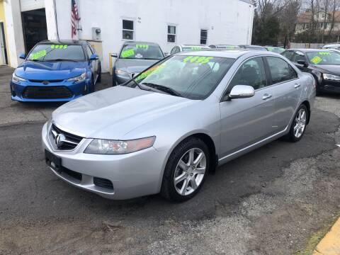 2004 Acura TSX for sale at Washington Auto Repair in Washington NJ