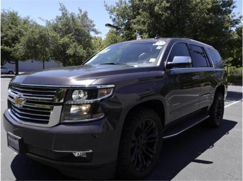 2016 Chevrolet Tahoe for sale at BAY AREA CAR SALES in San Jose CA
