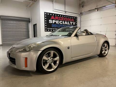 2006 Nissan 350Z for sale at Arizona Specialty Motors in Tempe AZ