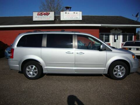 2008 Chrysler Town and Country for sale at G and G AUTO SALES in Merrill WI