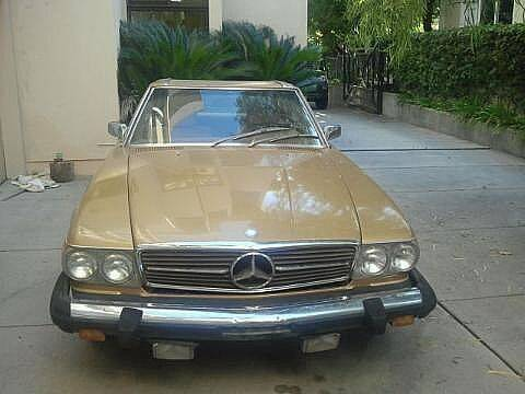 1975 Mercedes-Benz 450-Class for sale at Haggle Me Classics in Hobart IN