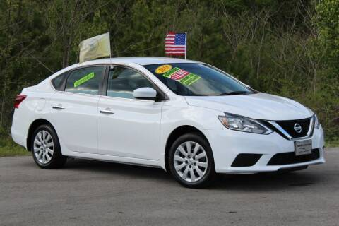 2018 Nissan Sentra for sale at McMinn Motors Inc in Athens TN