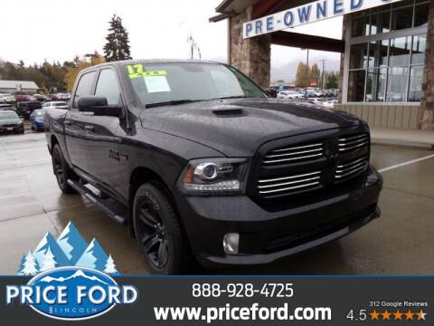 2017 RAM Ram Pickup 1500 for sale at Price Ford Lincoln in Port Angeles WA