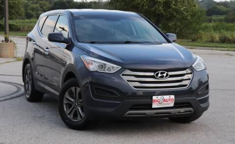 2015 Hyundai Santa Fe Sport for sale at Big O Auto LLC in Omaha NE