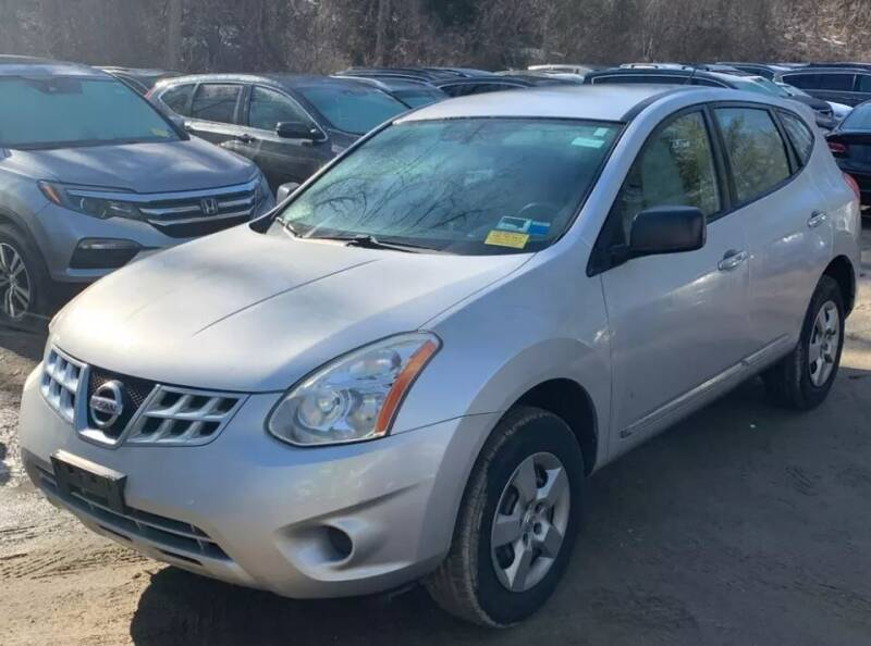 2013 Nissan Rogue for sale at Kingz Auto Sales in Avenel NJ