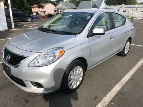 2012 Nissan Versa for sale at EZ Auto Sales , Inc in Edison NJ