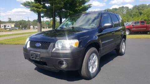 2005 Ford Escape for sale at Shores Auto in Lakeland Shores MN