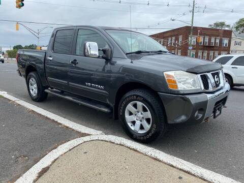 2005 Nissan Titan for sale at G1 AUTO SALES II in Elizabeth NJ