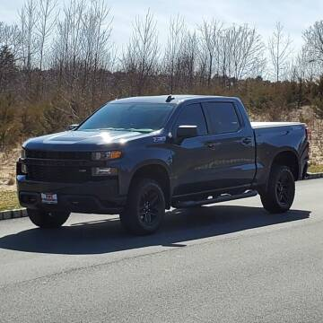2019 Chevrolet Silverado 1500 for sale at R & R AUTO SALES in Poughkeepsie NY
