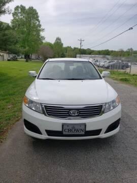 2009 Kia Optima for sale at Speed Auto Mall in Greensboro NC